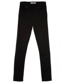 Topshop JAMIE Slim fit jeans black