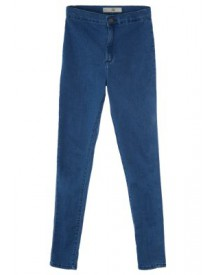Topshop JONI Jeans Skinny Fit blue denim