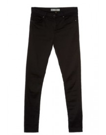Topshop LEIGH Slim fit jeans black