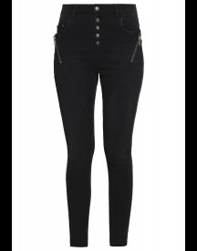Un Jean AVANT Slim fit jeans darkest raven