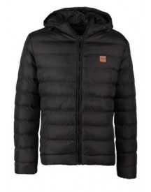 Urban Classics BASIC BUBBLE Winterjas black/black/black
