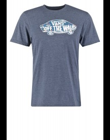 Vans CUSTOM FIT Tshirt print navy heather/full sails