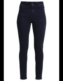 Vero Moda Petite VMNINE Slim fit jeans dark blue denim