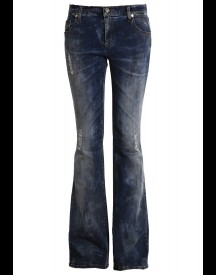 Versace Jeans Flared Jeans washed denim