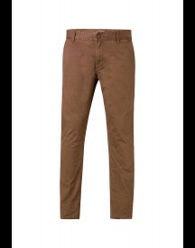 WE Fashion Chino caramel