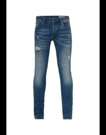 WE Fashion Jeans Tapered Fit light blue