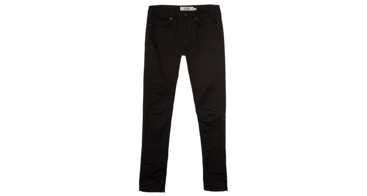 PRODUCT_IMAGE Topman Morgan Slim fit jeans black