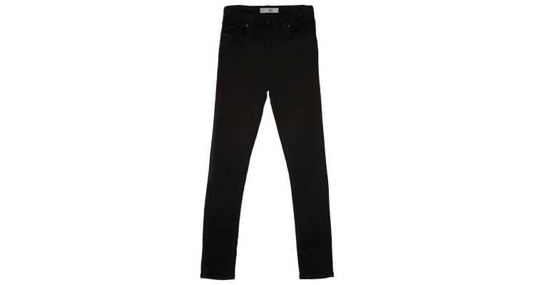 PRODUCT_IMAGE Topshop JAMIE Slim fit jeans black