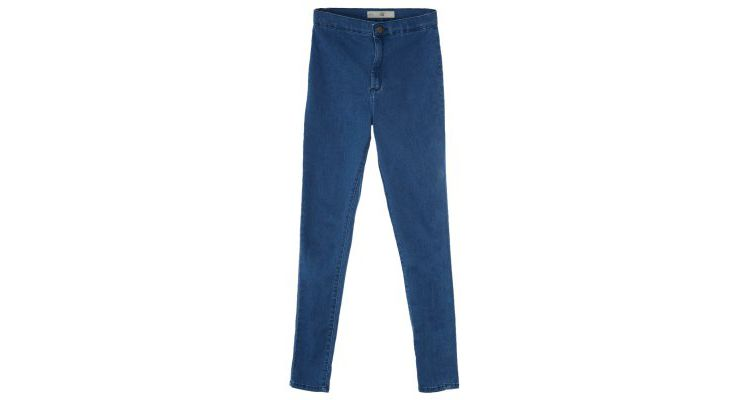 PRODUCT_IMAGE Topshop JONI Jeans Skinny Fit blue denim