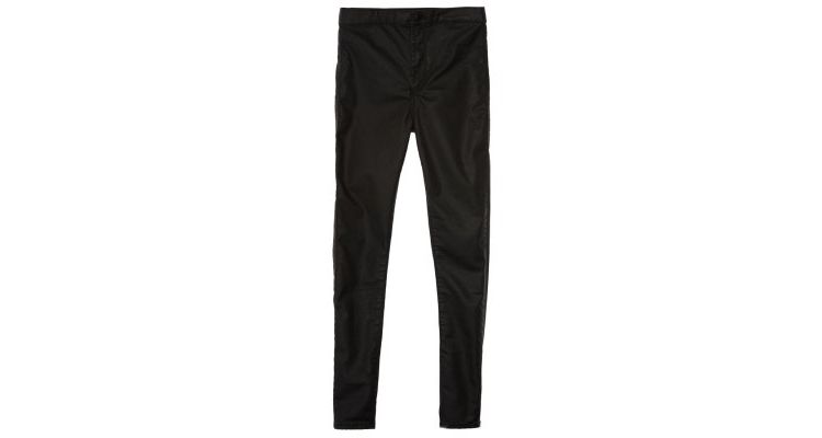 PRODUCT_IMAGE Topshop JONI ULTRA HIGH SKINNY Jeans Skinny Fit black