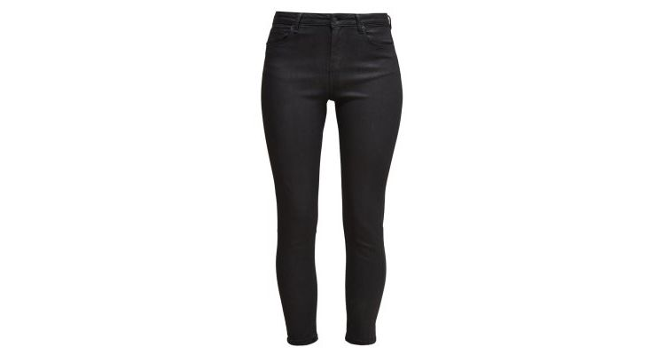 PRODUCT_IMAGE Topshop JAMIE SKINNY ANKLE Slim fit jeans black