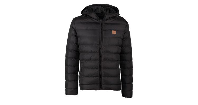 PRODUCT_IMAGE Urban Classics BASIC BUBBLE Winterjas black/black/black