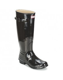 Regenlaarzen Hunter WOMEN'S ORIGINAL TALL GLOSS