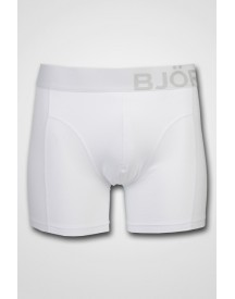 Björn Borg - Cotton Side Stretch Short White
