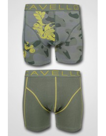 Cavello - 2-pack Camouflage Fashion Shorts