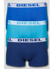 Diesel - Fresh & Bright 3-pack Shawn Boxer Trunk Three Times Blue