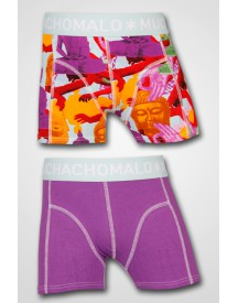 MuchachoMalo Boys - 2-pack Religion Shorts