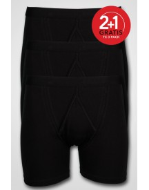 Ten Cate - **ACTIE** 3-pack Basic Boxer Black