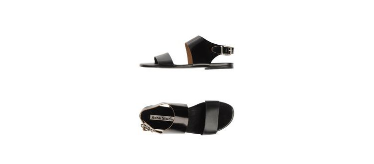 PRODUCT_IMAGE Acne studios - footwear - sandals on yoox.com