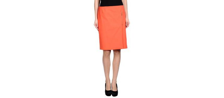 PRODUCT_IMAGE Cedric charlier - skirts - knee length skirts on yoox.com