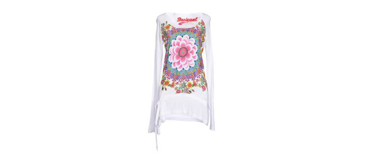 PRODUCT_IMAGE Desigual - topwear - t-shirts on yoox.com
