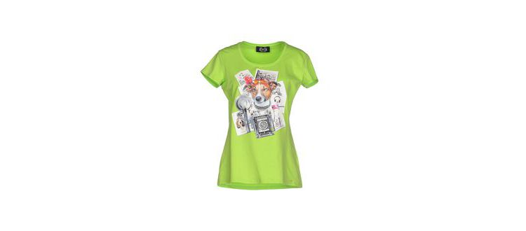 PRODUCT_IMAGE Ean 13 - topwear - t-shirts on yoox.com