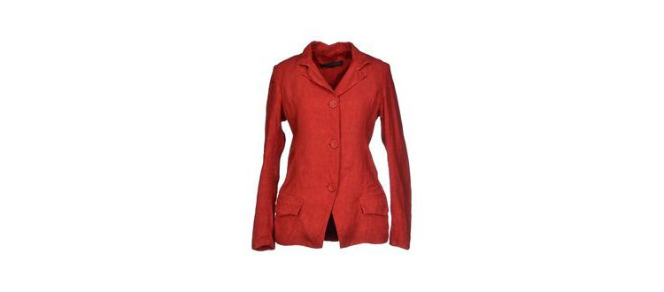 PRODUCT_IMAGE Ermanno scervino - coats & jackets - blazers on yoox.com