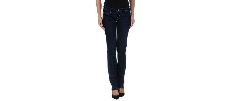 PRODUCT_IMAGE Fornarina - denim - denim trousers on yoox.com