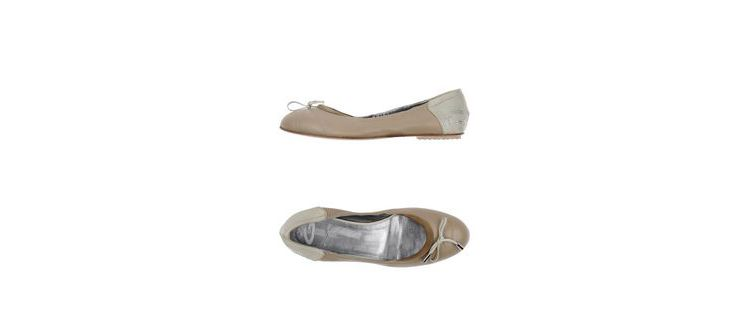 Guardiani sport - footwear - ballet flats on yoox.com