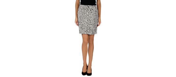 PRODUCT_IMAGE Just female - skirts - knee length skirts on yoox.com