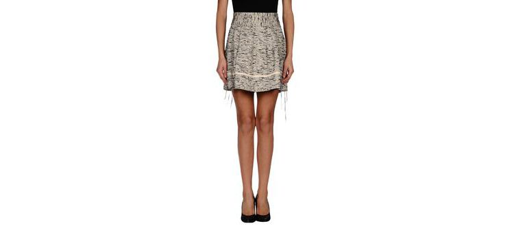 PRODUCT_IMAGE Met & friends - skirts - mini skirts on yoox.com
