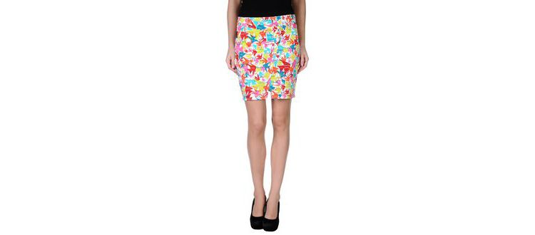 PRODUCT_IMAGE Moschino jeans - skirts - mini skirts on yoox.com