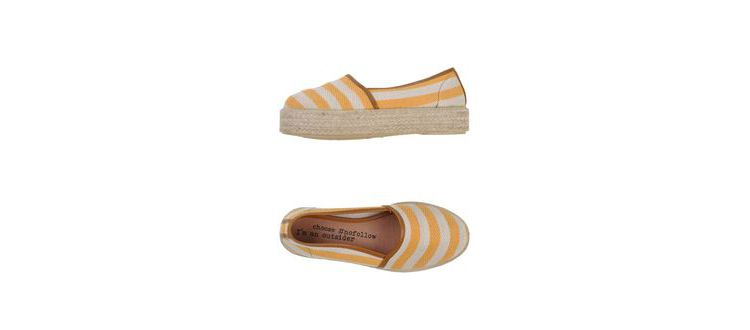 PRODUCT_IMAGE Outside - footwear - espadrilles on yoox.com