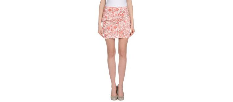 PRODUCT_IMAGE Patrizia pepe - denim - denim skirts on yoox.com