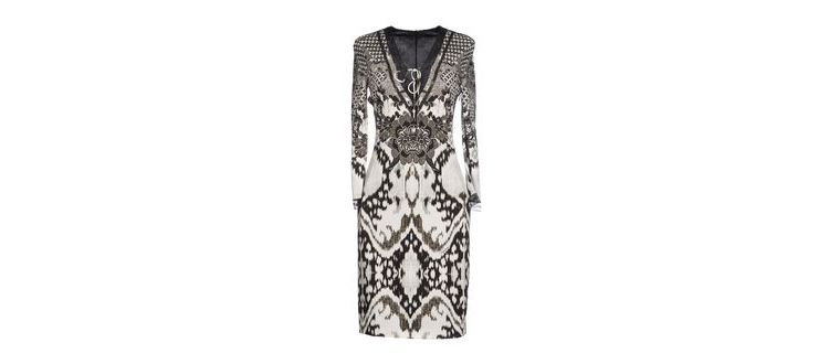 PRODUCT_IMAGE Roberto cavalli - dresses - knee-length dresses on yoox.com