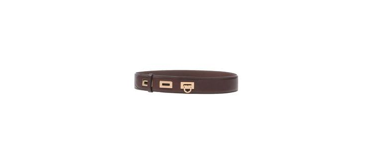PRODUCT_IMAGE Salvatore ferragamo - small leather goods - belts on yoox.com