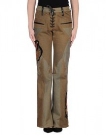 A & g - denim - denim trousers on yoox.com