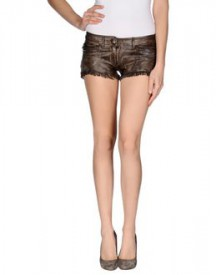 Le cuir perdu - trousers - shorts on yoox.com