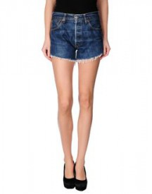 Levi's red tab - denim - denim shorts on yoox.com
