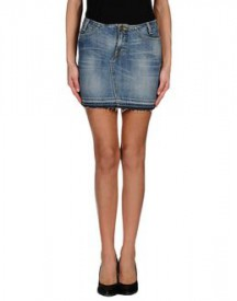 Levi's red tab - denim - denim skirts on yoox.com
