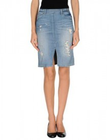 Marc by marc jacobs - denim - denim skirts on yoox.com