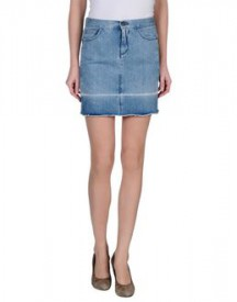 Mm6 by maison martin margiela - denim - denim skirts on yoox.com