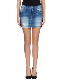 Only - denim - denim skirts on yoox.com