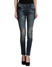 Only - denim - denim trousers on yoox.com