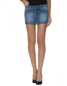Paul frank - denim - denim skirts on yoox.com