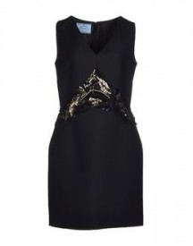 Prada - dresses - short dresses on yoox.com