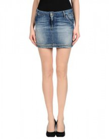 Roÿ roger's choice - denim - denim skirts on yoox.com