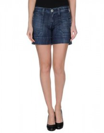 S.o.s by orza studio - denim - denim shorts on yoox.com