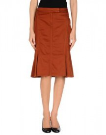 Trussardi - skirts - knee length skirts on yoox.com