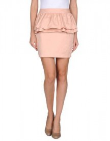 Twisty parallel universe - skirts - mini skirts on yoox.com